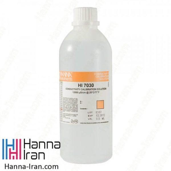 محلول کالیبراسیون EC (کنداکتیویتی) مدل HI7030