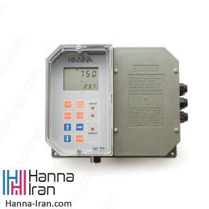 کنترلر دیجیتالی ORP صنعتی هانا HI22