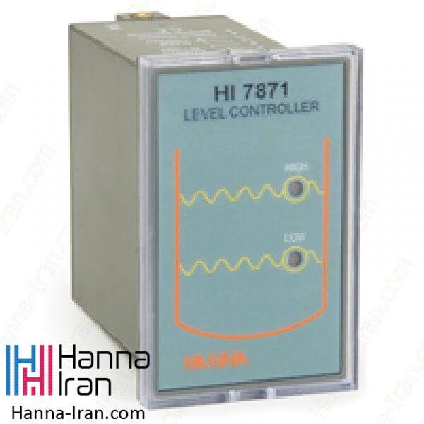 مینی کنترلر تعیین سطح مایعات هانا HI7871