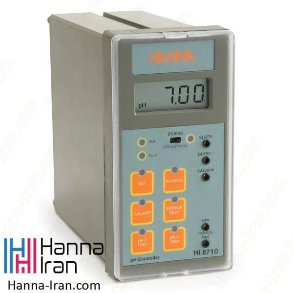 کنترلر آنالوگ PH هانا مدل HI8710