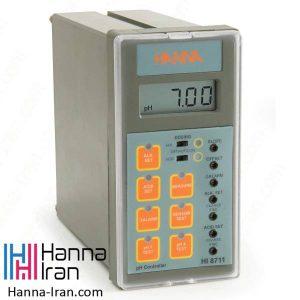 کنترلر آنالوگ PH هانا مدل HI8711