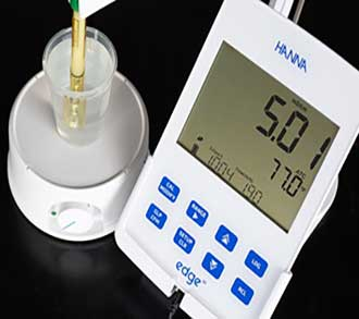 اشتباه اندازهگیری هدایت الکتریکی